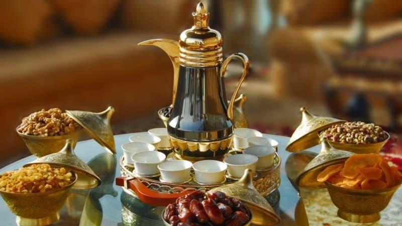 oleh-oleh khas arab saudi mahal