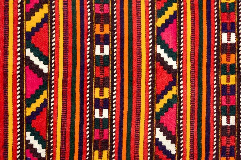 kain tenun oleh-oleh khas filipina