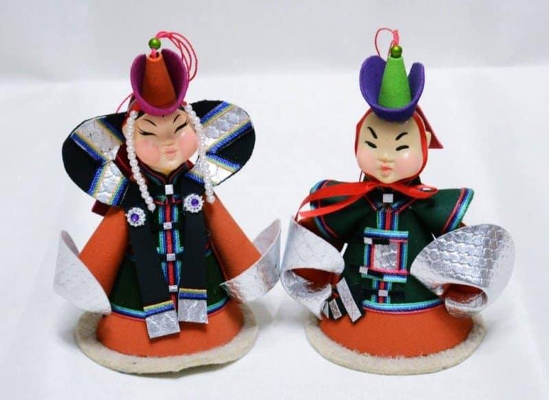 Boneka mongolia