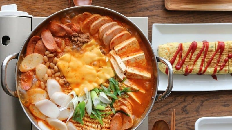 makanan kuliner korea selatan