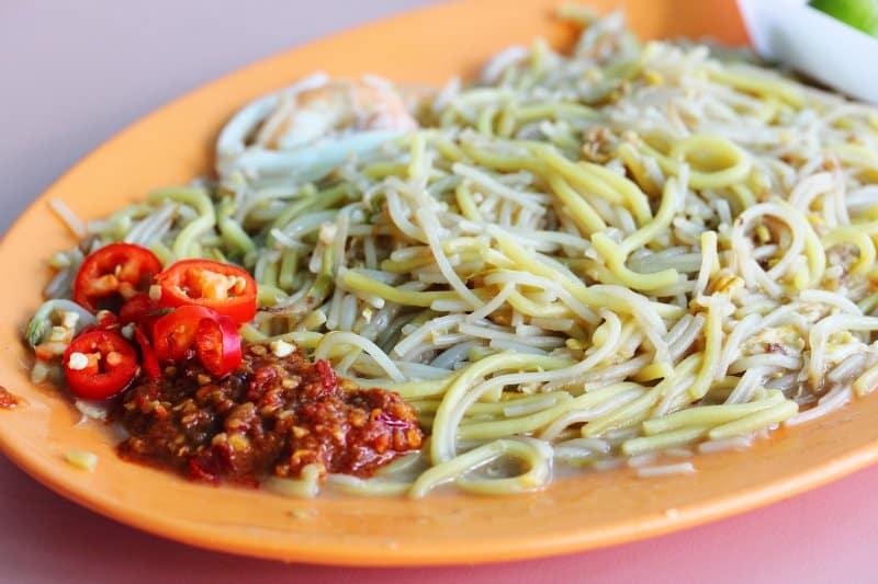 makanan khas di singapura