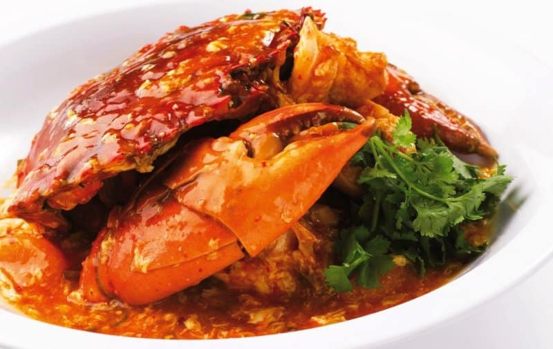 foto makanan khas singapura