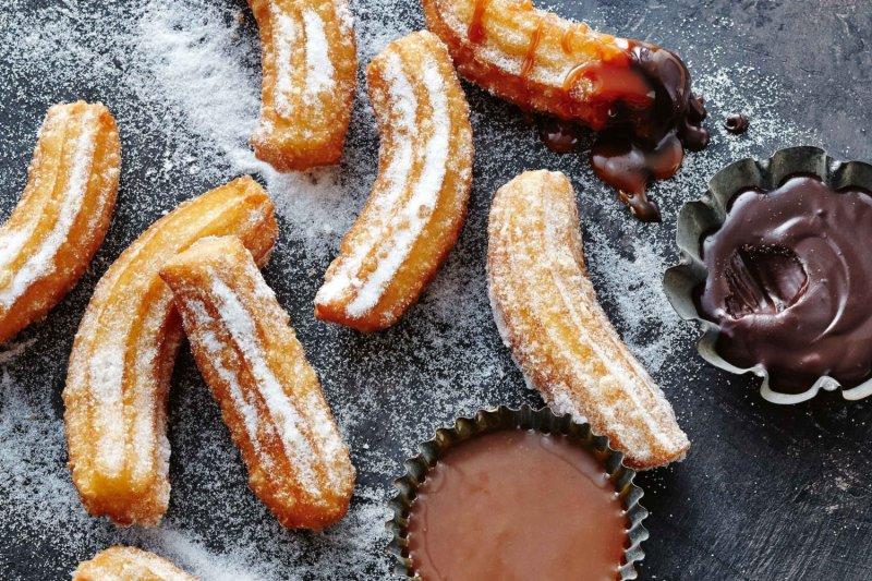 makanan khas spanyol mani