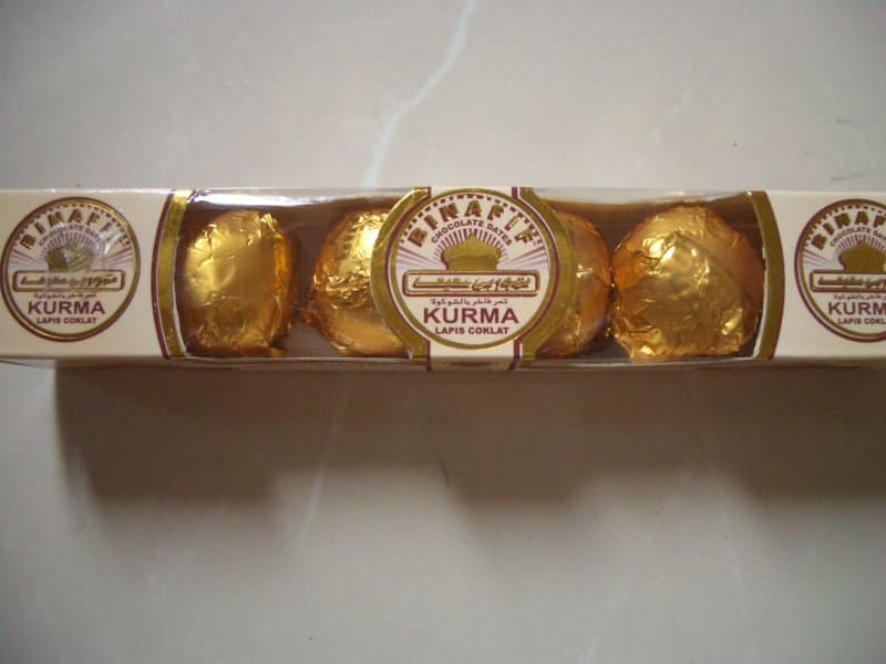 Cokelat Kurma