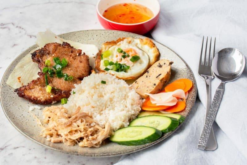 makanan khas danang vietnam