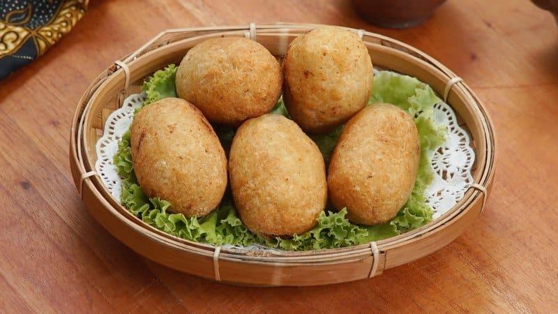 makanan khas banjarnegara yang dimodifikasi
