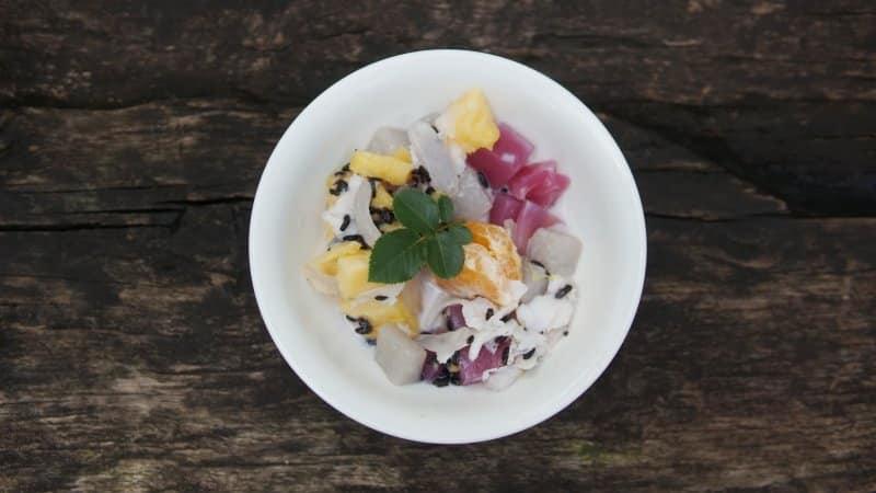 makanan khas garut es goyobod
