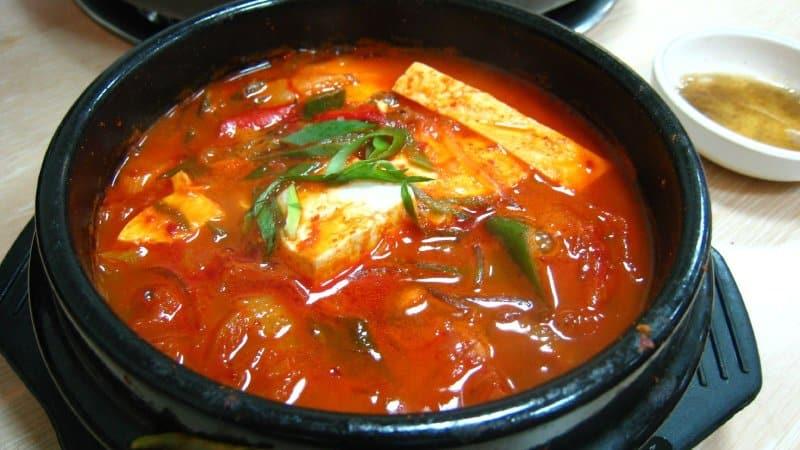 makanan khas korea selatan Haejangguk