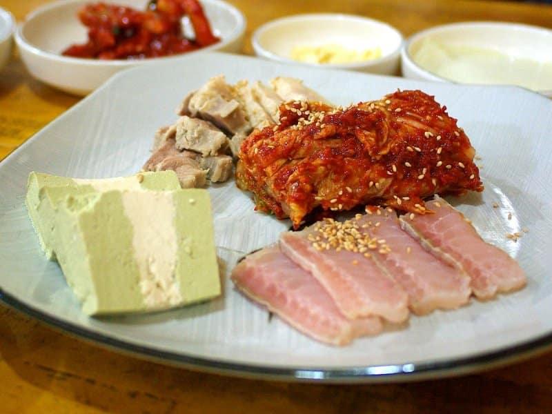 makan korea selatan