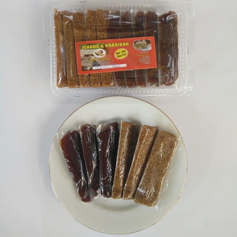 makanan khas purworejo tradisional krasikan