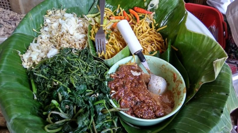 makanan tradisional khas masyarakat boyolali