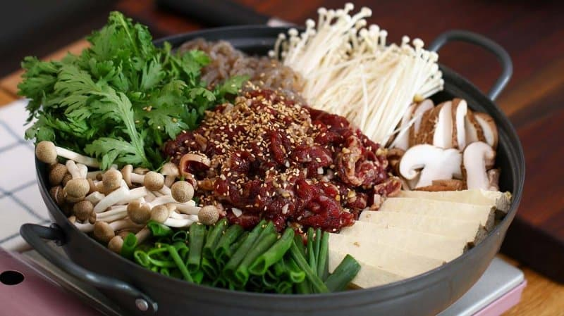 joengol makanan khas korea selatan