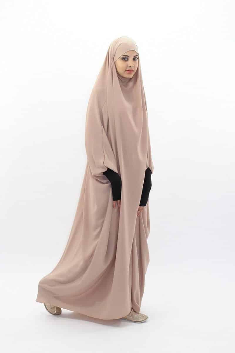 oleh-oleh khas arab saudi pakaian wanita