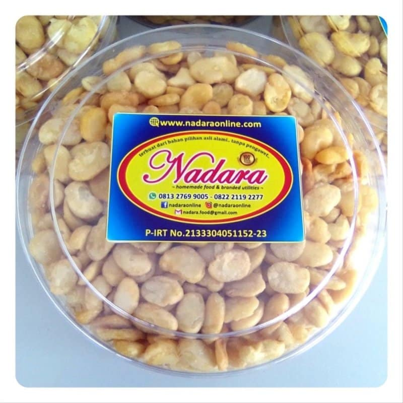 makanan khas wonosobo camilan kacang