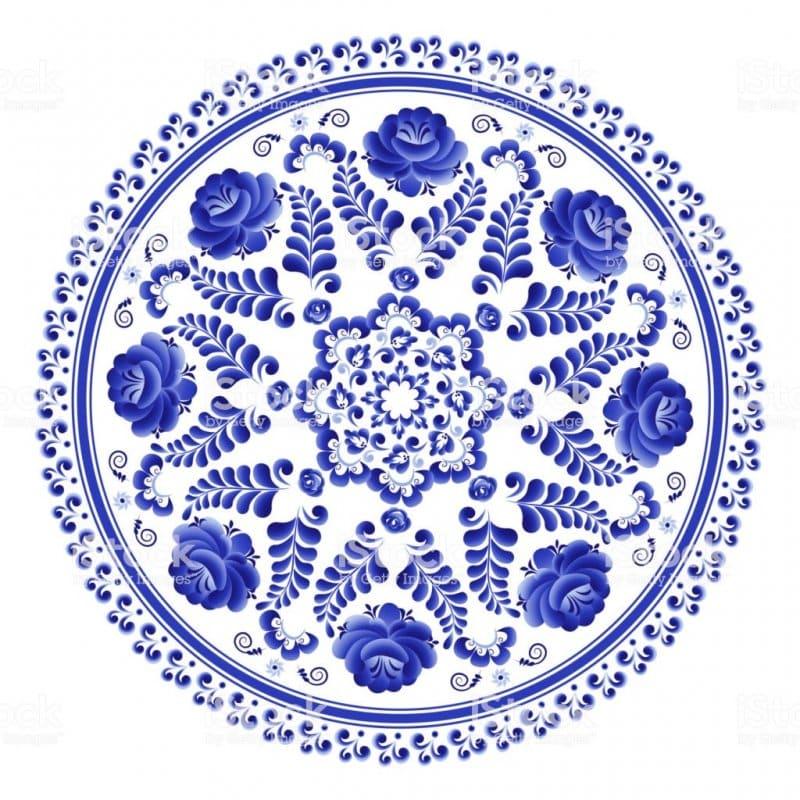 oleh-oleh khas rusia aneka keramik