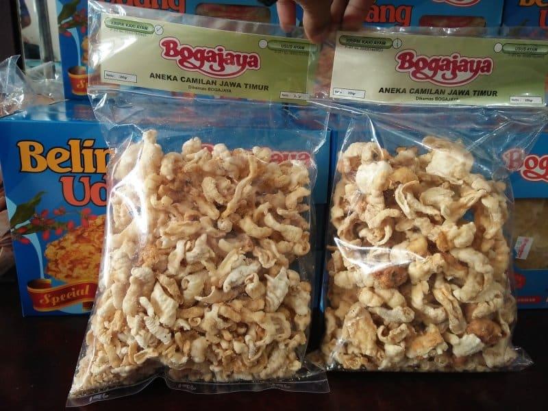 makanan khas kab boyolali