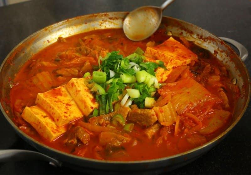 makanan unik di korea selatan