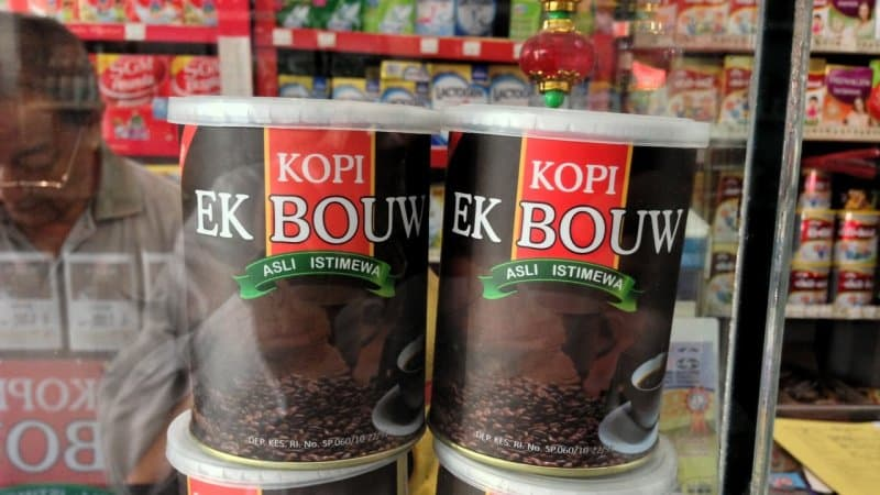 ciri khas kopi garut