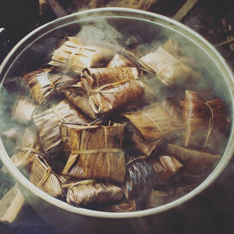 makan khas purworejo