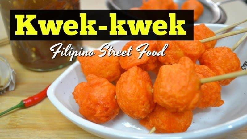 makanan khas di filipina