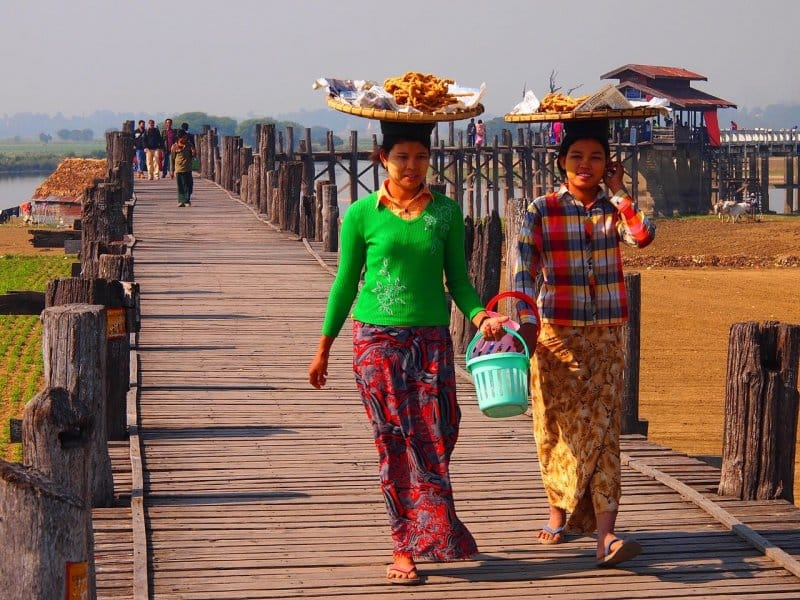 oleh-oleh tradisional khas myanmar