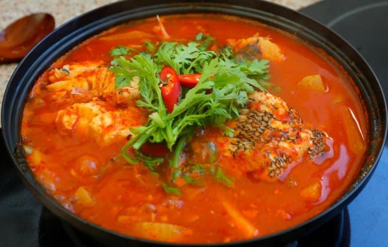 makanan khas korea selatan yg halal