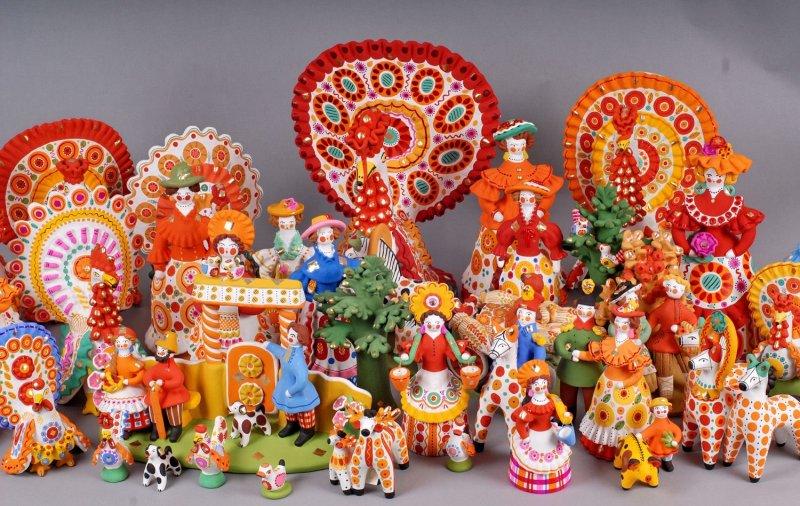 oleh-oleh mainan khas rusia