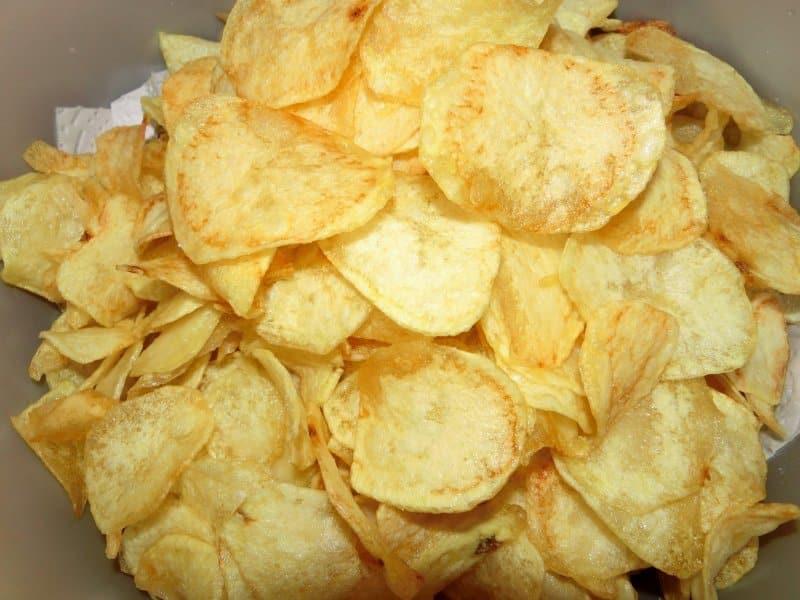 makanan khas garut keripik kentang