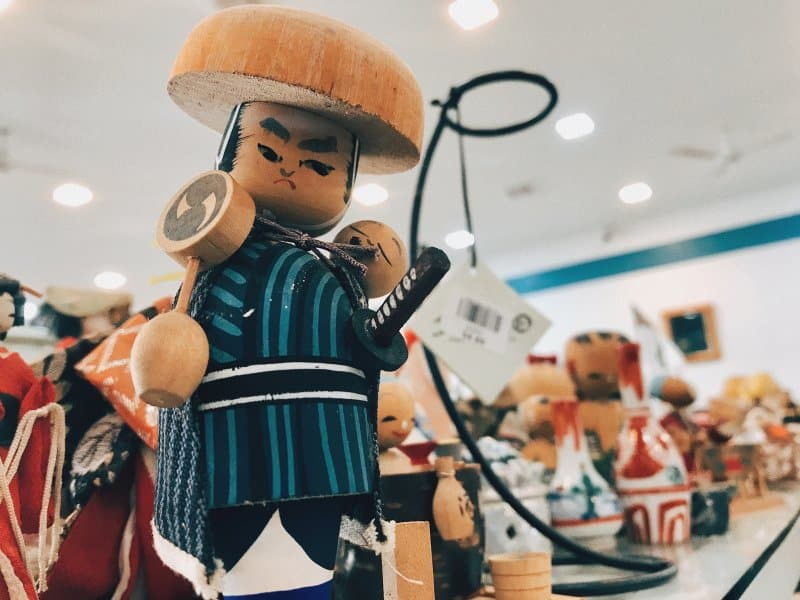 Miniatur Patung