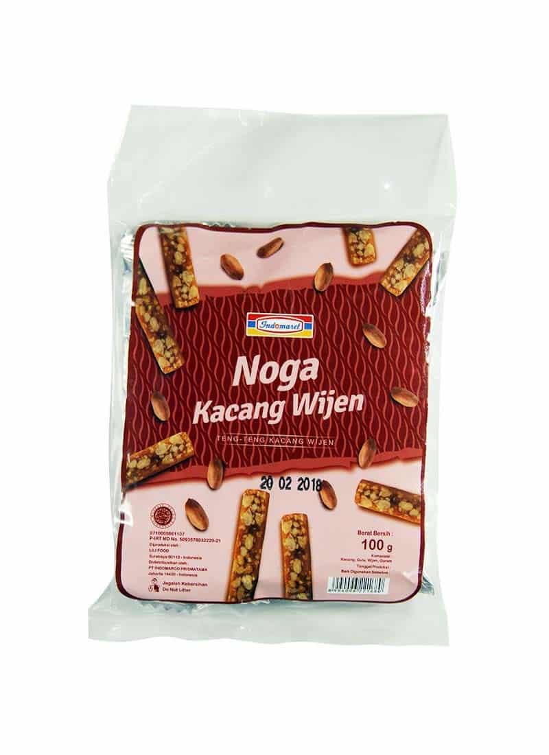 noga kacang makanan khas tasikmalaya