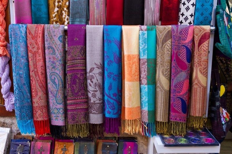 oleh-oleh khas turki di grand bazaar