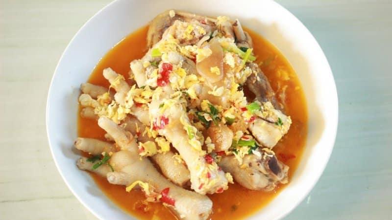seblak makanan camilan khas tasikmalaya