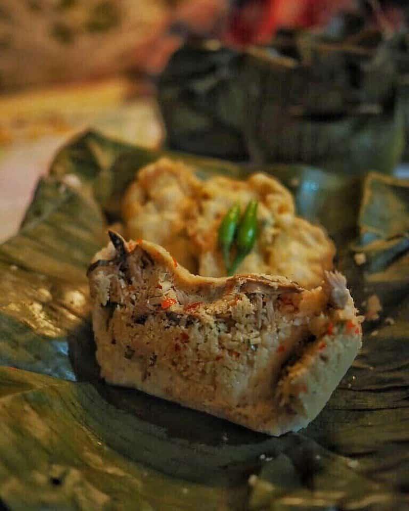makanan khas trenggalek nasi gegok