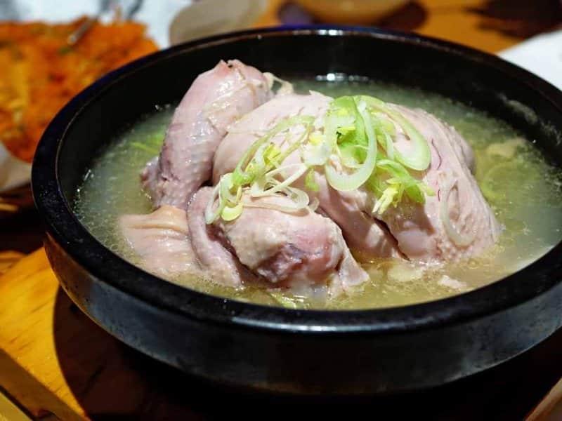 sop ayam makanan khas klaten