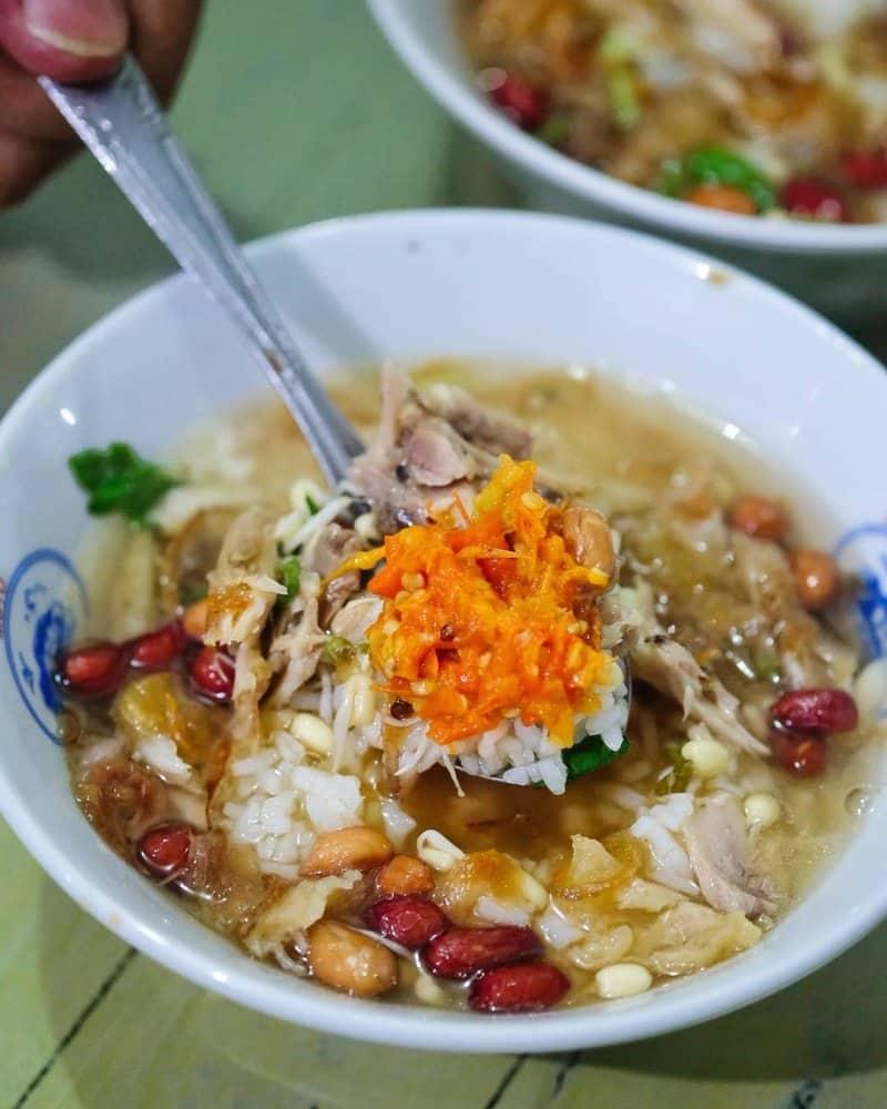 makanan soto khas purworejo
