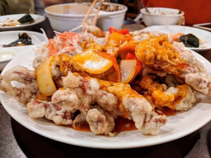 masakan khas korea selatan