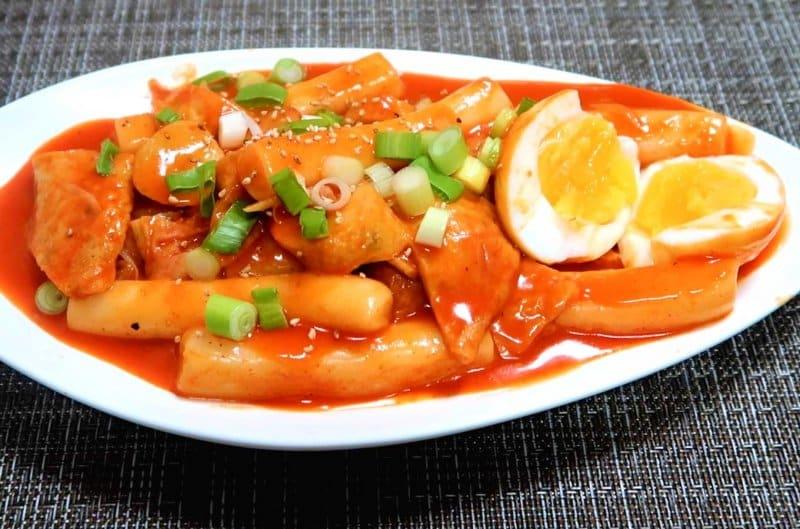 makanan khas korea selatan beserta gambar