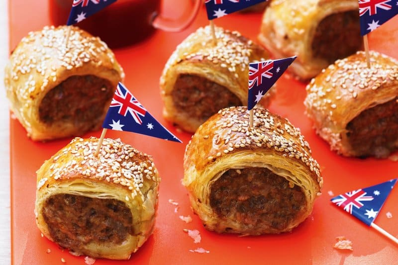 makanan khas australia