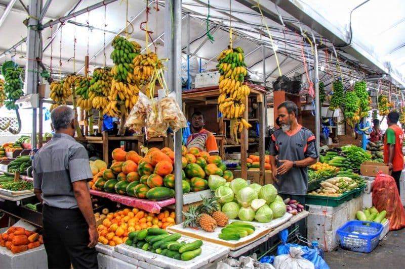 oleh oleh khas maldives