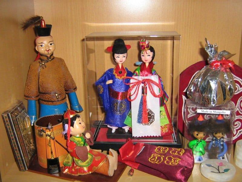 oleh oleh khas mongolia