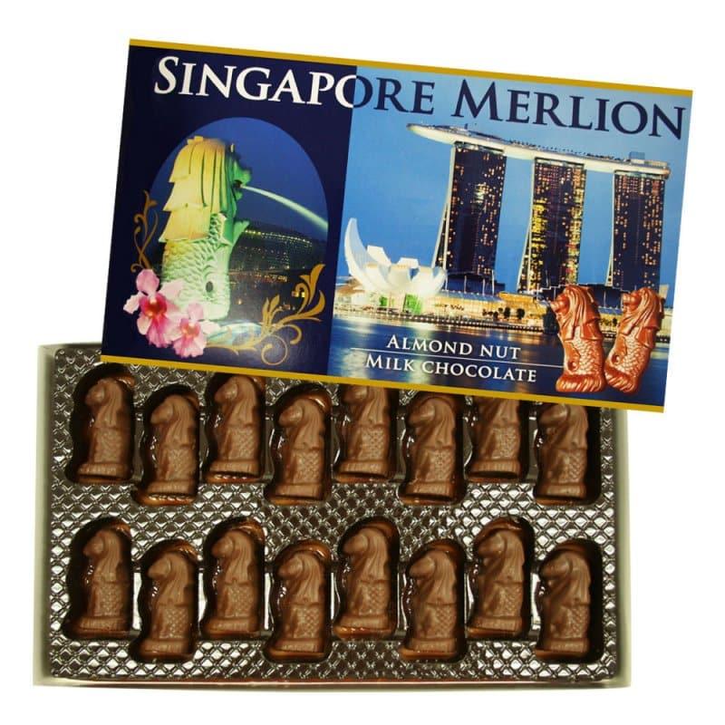 oleh-oleh khas singapore halal