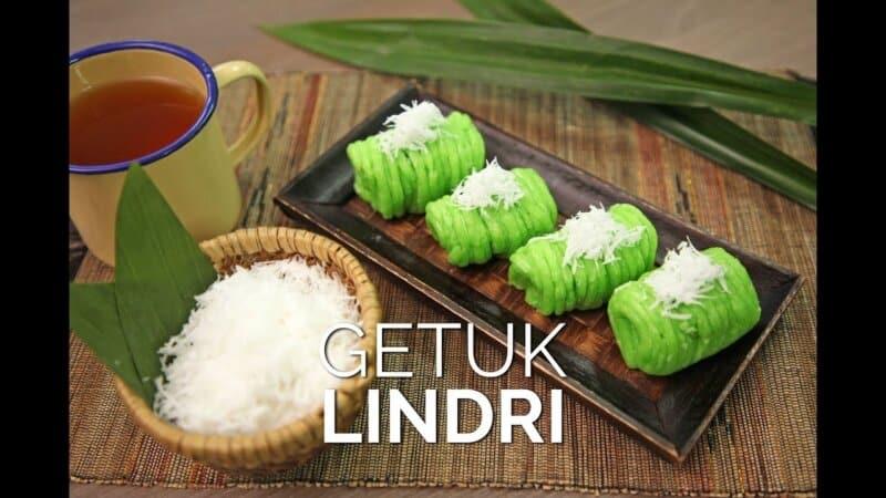 Getuk-lindri