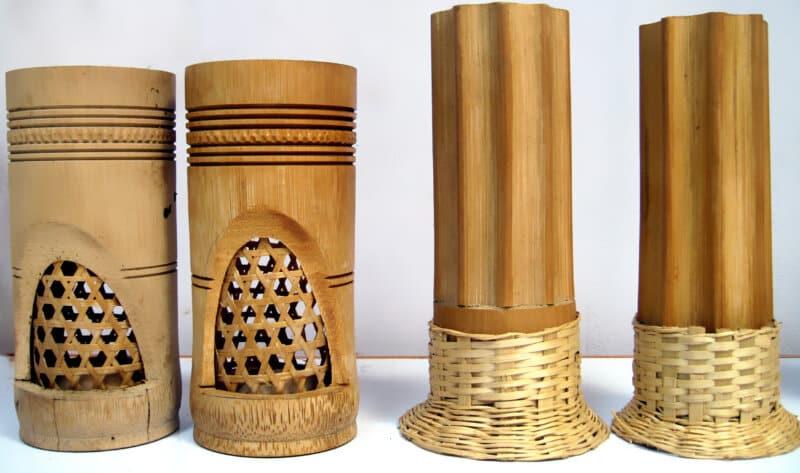 Kerajinan-Bambu