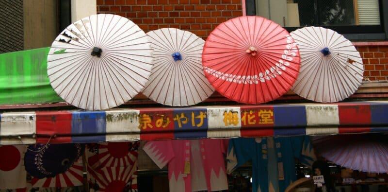 Payung-Kertas