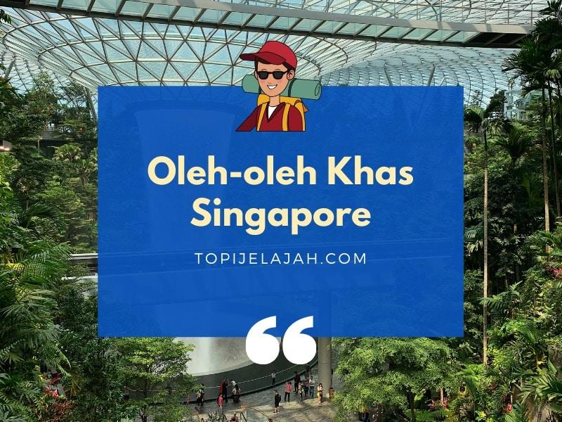 oleh oleh khas singapore