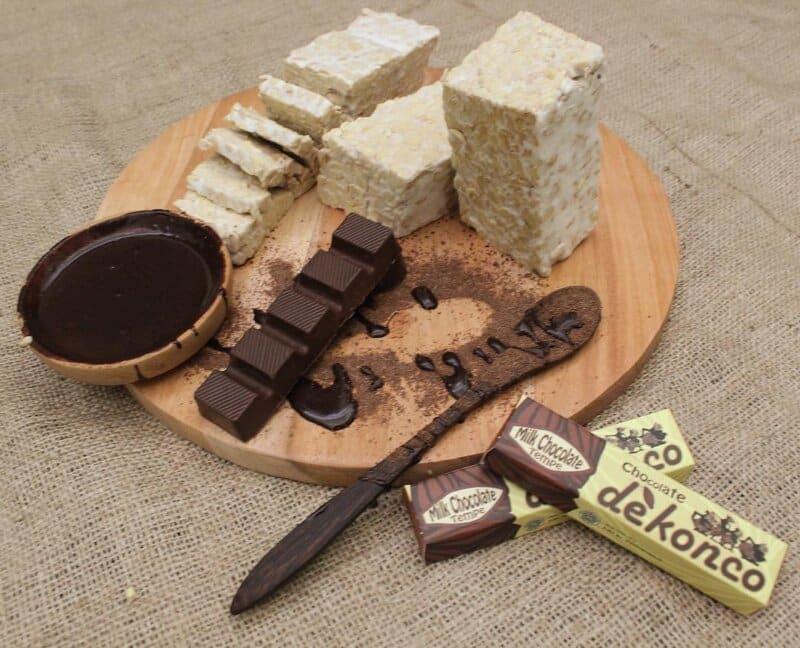 Cokelat-Tempe