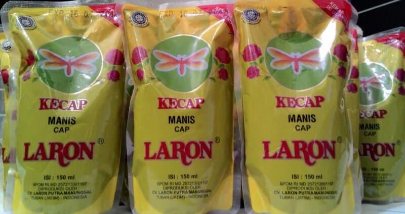 Kecap-Laron