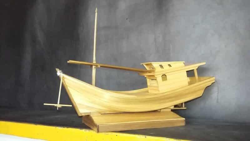 Miniatur-Perahu
