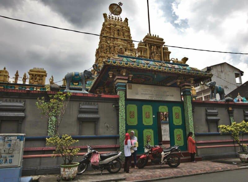 Kampung-Madras-Medan