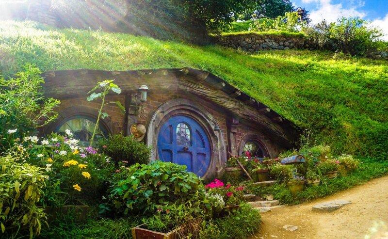 Rumah-Hobbit